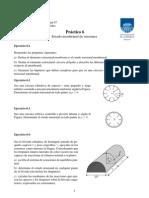 Elasticidad 2015 - Práctico 06 - Estado Membranal de Tensiones