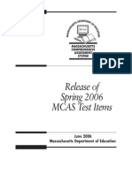 MCAS-2006