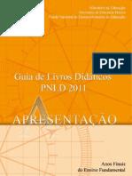 PNLD lingua estrangeira