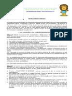 EDITAL CONSELHO TUTELAR DE AMERICANA SP