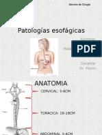 Patologia esofago