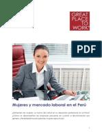 Mujeres y Mercado Laboral en El Peru