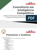 Consultoria Em Inteligência Competitiva_Apresentação Organização Competitiva