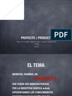 Proyecto-Producto