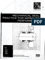 -Mechanical Seal Practice