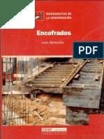 Encofrados (Formwork)