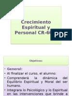 Crecimiento Espiritual y Personal CR-601