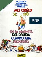Obelix y La Marmita