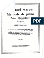 Methode de Piano MA Hoa