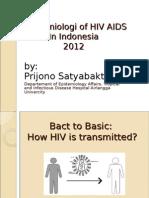 Epidemiologi of Hiv Aids Copy
