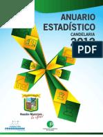 1. Anuario Estadistico Candelaria2012