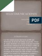 TELECOMUNICACIONES capitulo# 5