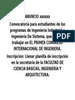 Anuncio Xxxx