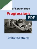 Bret Contreras List of Progressions