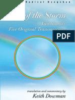 Eye of the Storm - Vairotsana's Five Original Transmissions