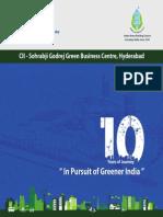 10 Years of CII-Godrej GBC