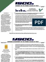 YSCCa Newsletter (Apr-10)