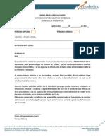 Autorizacion Para Compartir Informacion