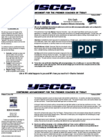 YSCCa Newsletter (Feb-10)