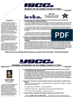 YSCCa Newsletter (Jan-10)