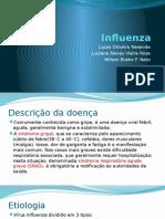 Influenza - Epidemiologia