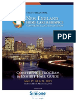 2015 NEHCC Program and Exhibit Guide