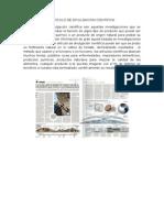 Articulo de Divulgacion Cientifica