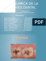 Bioquimica de Caries Dental