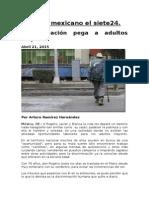 Diario Mexicano El Siete24