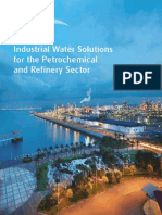 Handbook on IWS for the Petrochemical and Refinery Sector