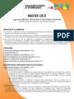 Master Ingenierie Electrique Electronique Et Informatique Industrielle