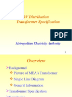 24kV Distribution Transformer