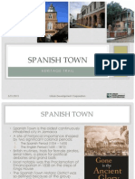 Spanish Town Heritage Trail JNHT for PDF