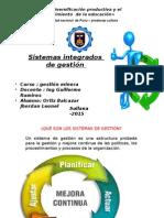 Sistemas Integrados de Getion
