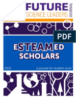 eSTEAMed Scholars Volume 1