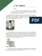 Aglomerante- CIMENTOS.doc