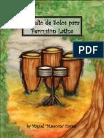 Estudio de Solos Para Percusión Latina (1)