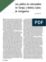 La Cultura Como Política EUA Ameria Latina 1917-1938