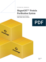 Magnegst Protein Purification System Protocol (1)
