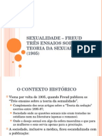 Sexualidade – Freud