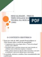 Sexualidade – Freud