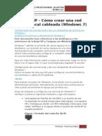 Redes Informatica con Windows 7