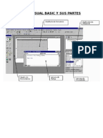 Visual Basic y Sus Partes