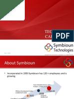 Symbioun's Technology Capabilities