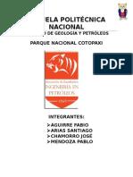 Exposicion Parque Nacional Cotopaxi