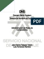 Servidor DNS Windows Server2