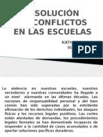 Libro Resolución de Conflictos