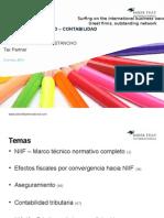 Niif Contabilidad Fiscal Aseguramiento 2014