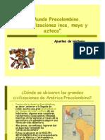 El Mundo Precolombino Mayas, Aztecas e Incas.pdf