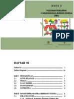 Buku II - Pedoman Penganggaran Anggaran Berbasis Kinerja